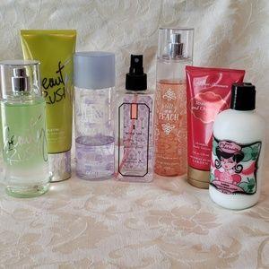 VS Pink Bath and Body Bundle